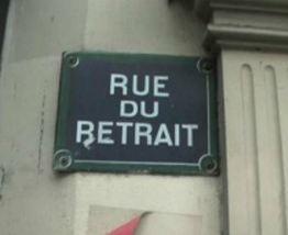 rue du retrait