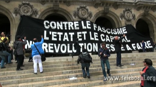 Manifestation contre le fascisme 4'53-Internet