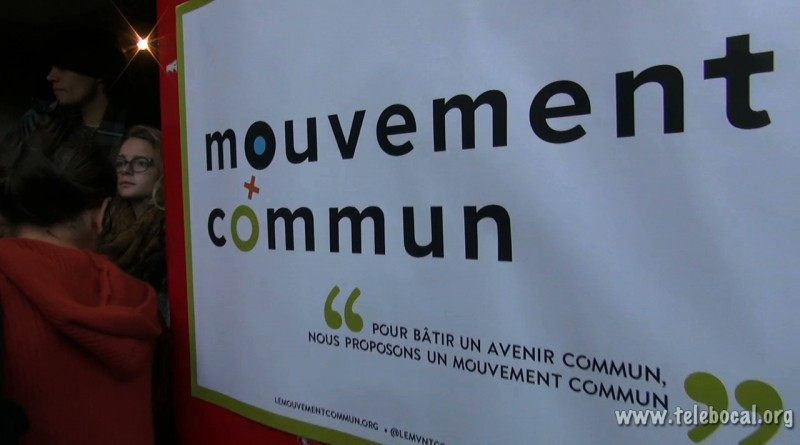 Mouvement commun