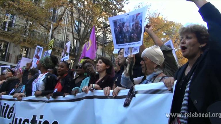 Marche pour la dignité 5'44