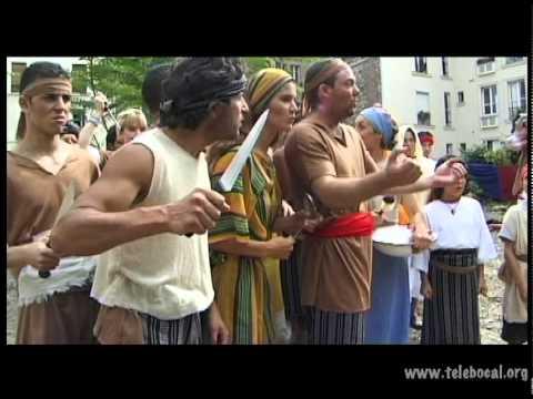 Peplum on the street – épisode VIII : Le veau d'or