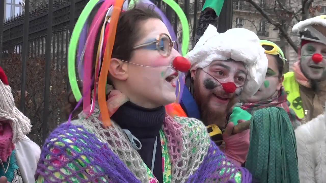 Les Clowns aiment MrCahuzac
