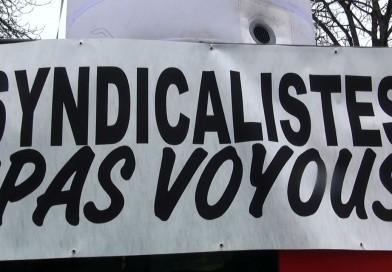 Syndicaliste pas voyou !