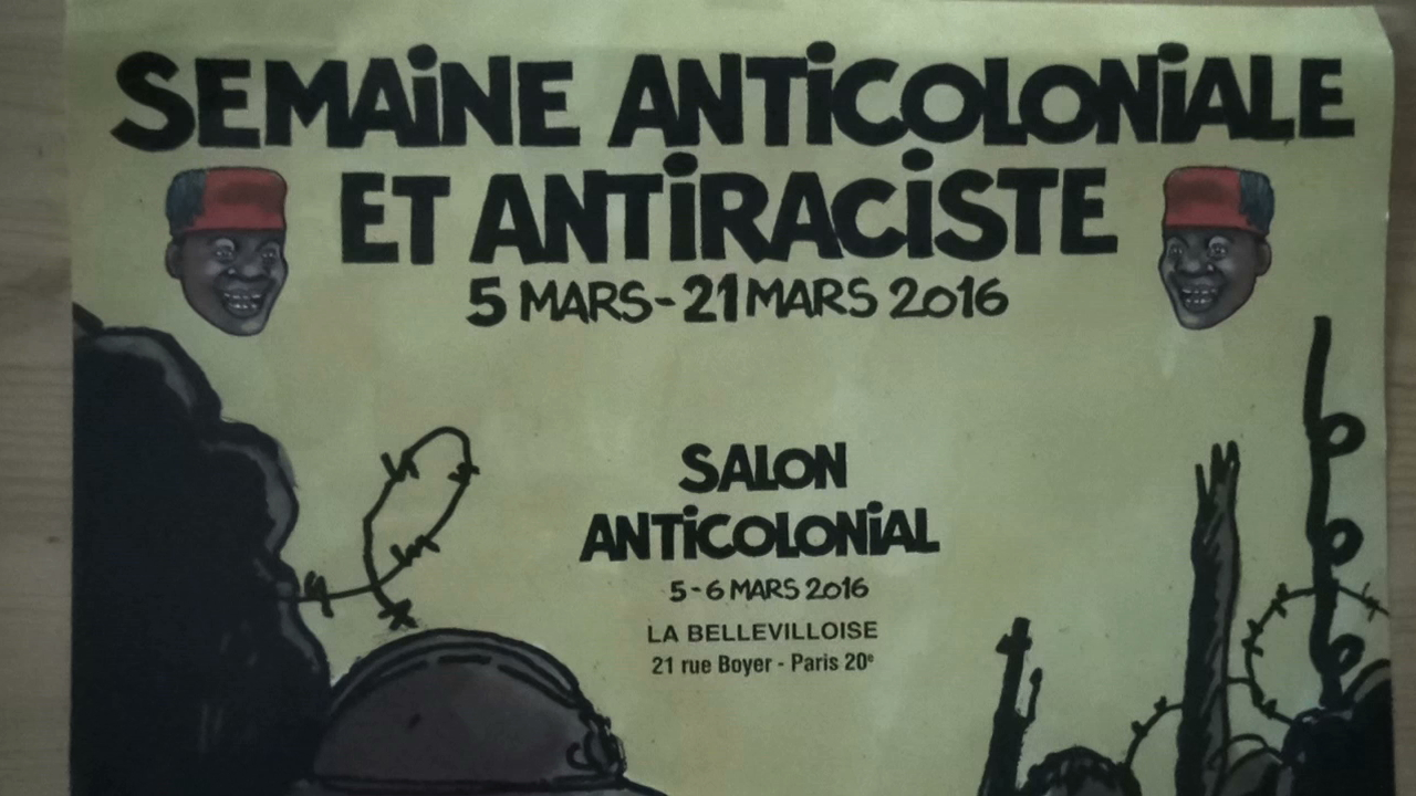 Salon Anti Colonial 7'YT