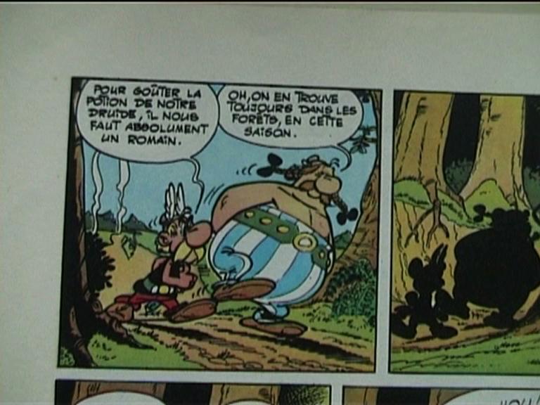 Astérix et obélix n°36