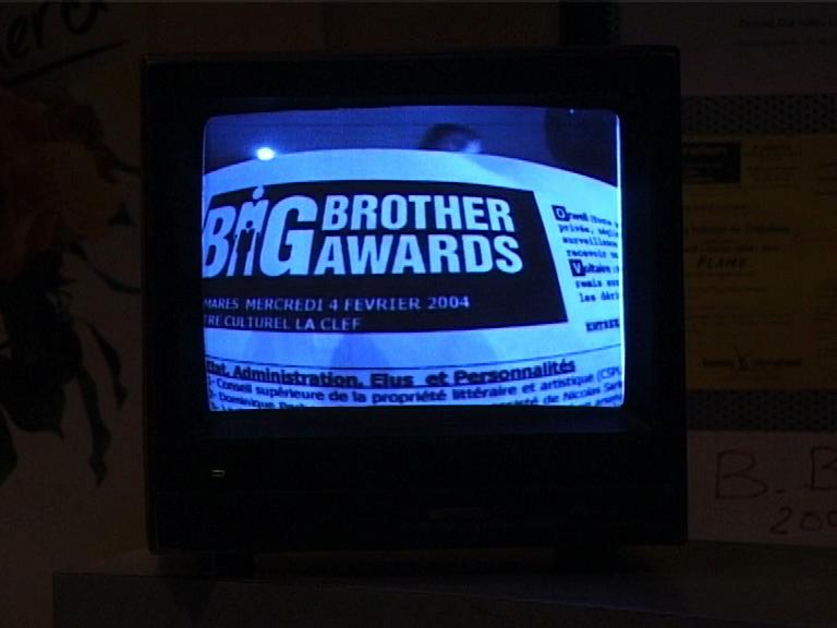 Bigbrothersawards n°92 fev04