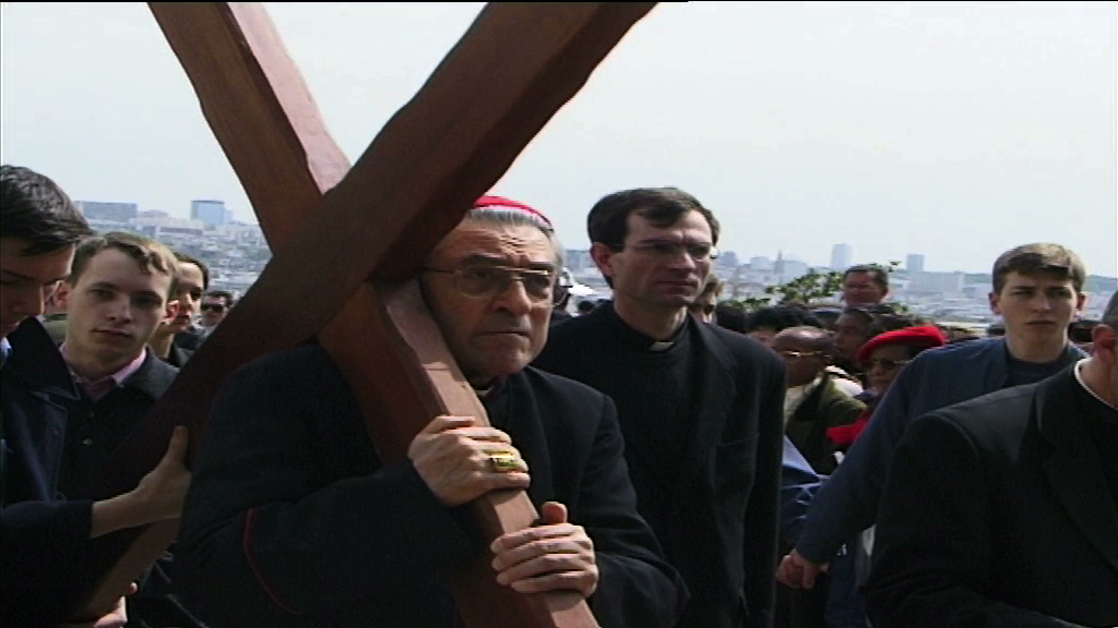 Le chemin de Croix n° 51 mai 00