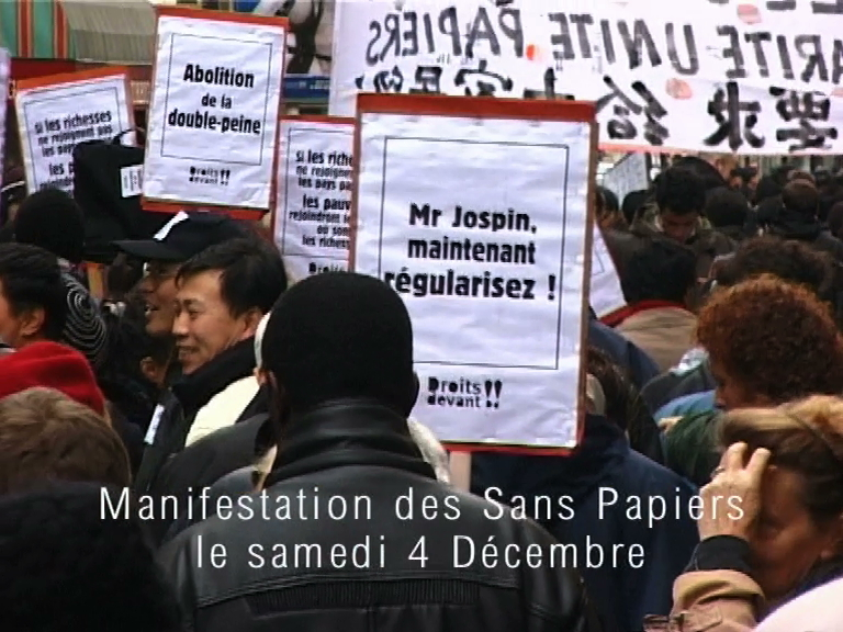 Les sans-papiers n°47 jan 00