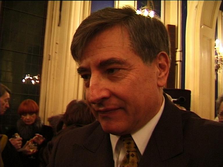 Les voeux de Charza, maire du XXéme n°36 jan 99