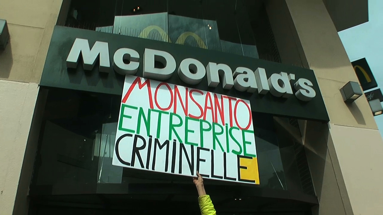 Monsanto gros pipeau