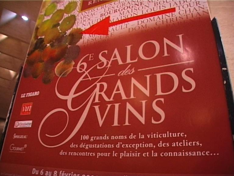 Salon des grands vins 92 fev04