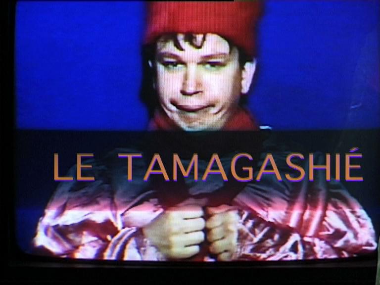 Tamagashié – Thermo-tong n°36