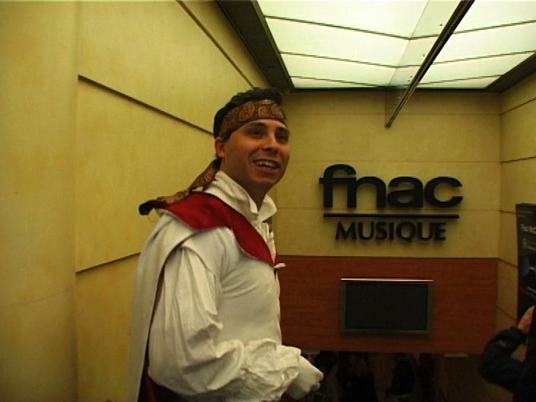 fnac sound system mars03