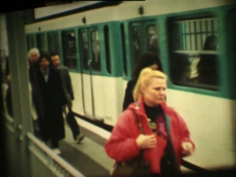le métro parisien n° 40 mai 99