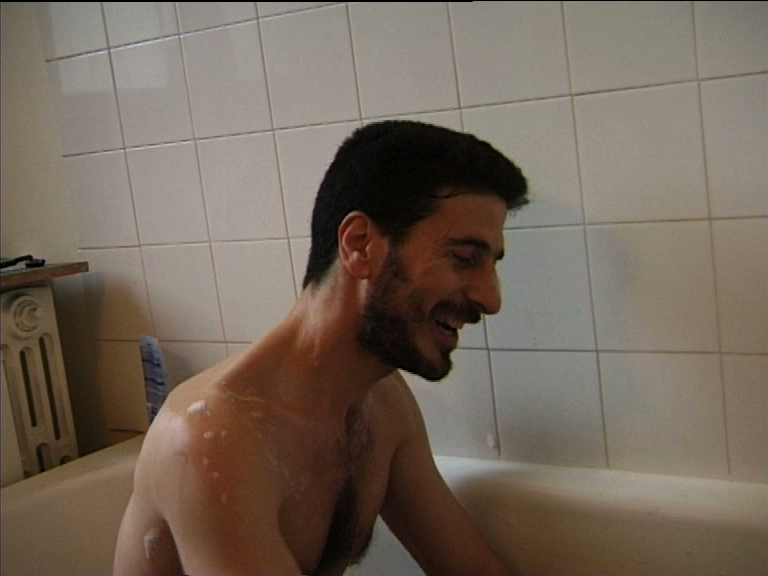 Richard dans son bain n° 28 avril 98 (interlude)