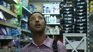Nina chante Joyeux annive dans un super marché n°138 juin09