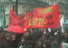 manif education national