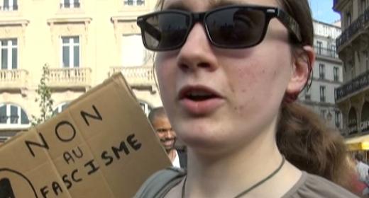 non au fascisme