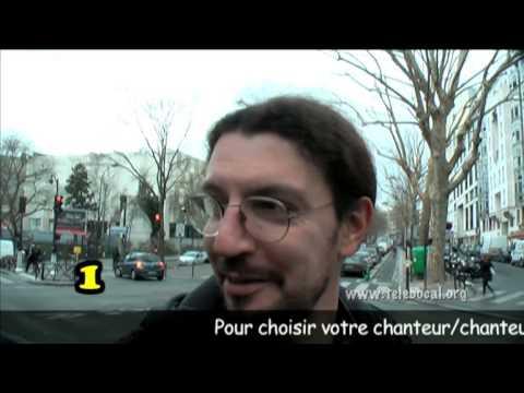 """Chabada – Concours """"Chante pour ton mec/ta meuf"""""""