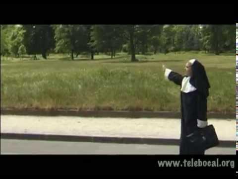 Court-métrage : Une bonne soeur fait de l'auto-stop