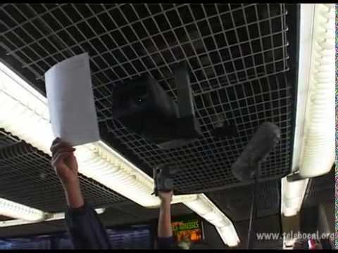 Manifestation anti vidéo surveillance