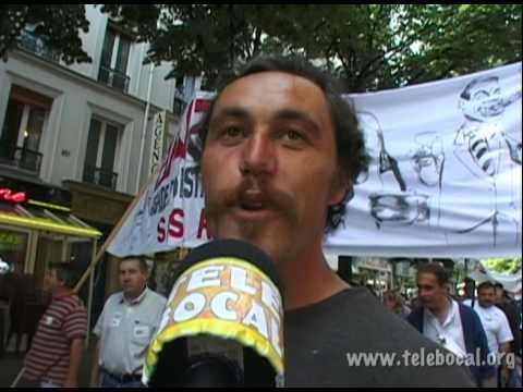 Manifestation : policiers dans la rue