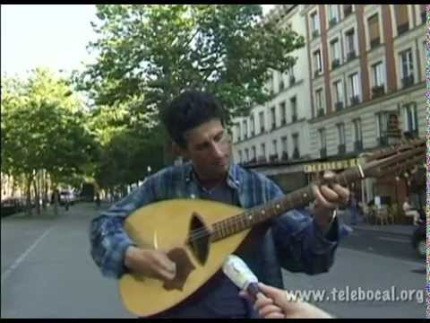 Nouveaux Talents ? Guitare et chant en arabe