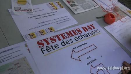 Systeme day – Fête des échanges