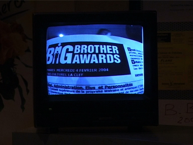 Bigbrothersawards n°92 fev04