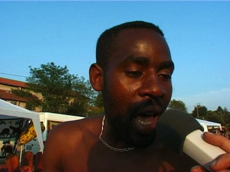 Le musicien  Black de Quissac n° 43 sept 99
