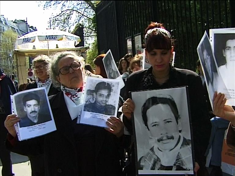 Les disparus d'Algérie n°48 fev 48