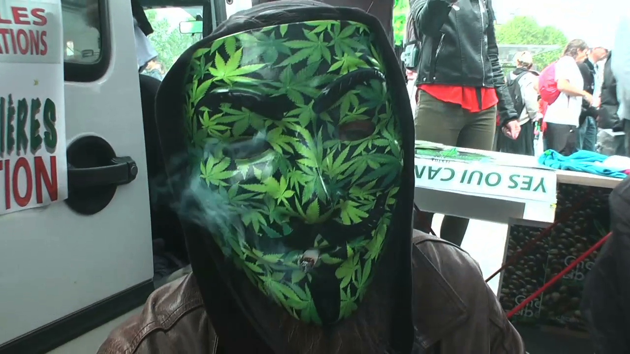 Marche Cannabis