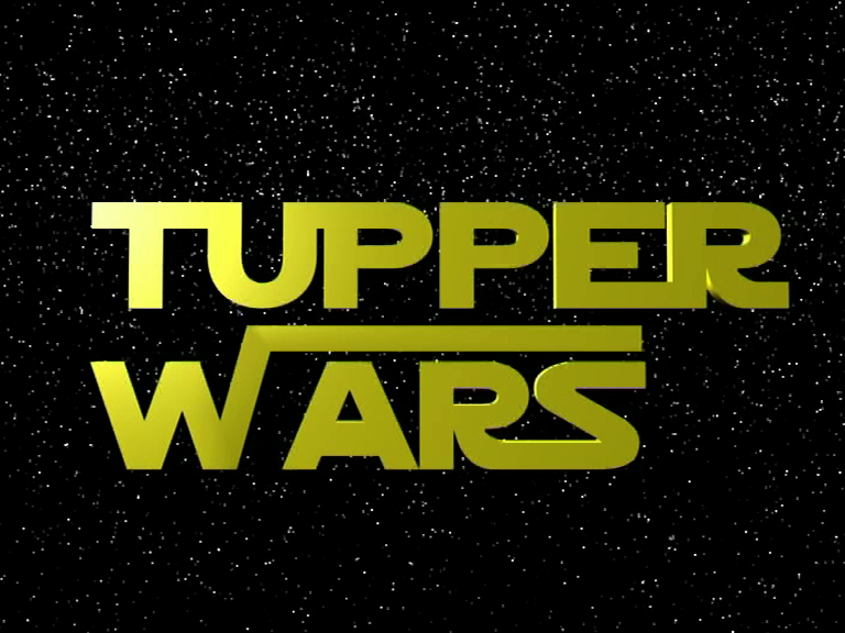 Tupper War n° 44 oct 99