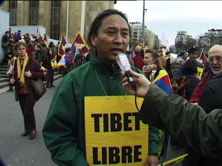 le tibétain mars03