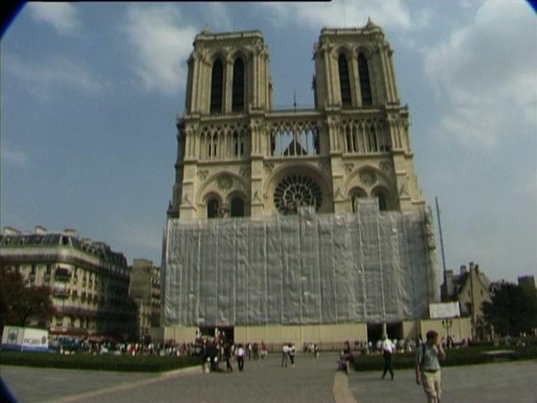 Clip Paris Travaux d'été n° 43 sept 99