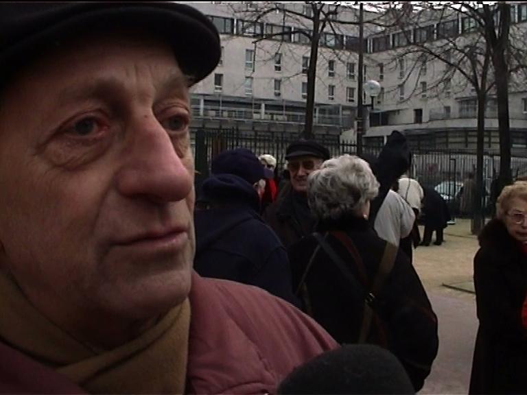 Commémoration des résistants au nazisme n° 33 mars 99