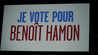 Hamon a Bercy 27'30