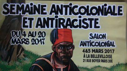 Salon Anti-coloniale 7'13
