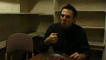 Manger sur le pouce