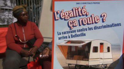 Caravane contre les discriminations 3'08