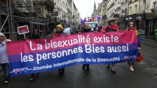 Marche-Biphobie