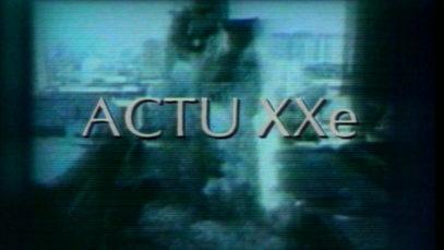 Actus-XXeme