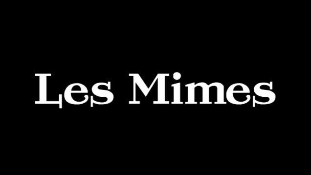 Les-mimes