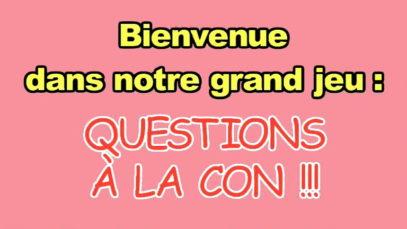 Questions-a-la-con